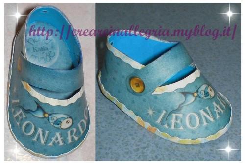 scarpetta neonato, baby shoe