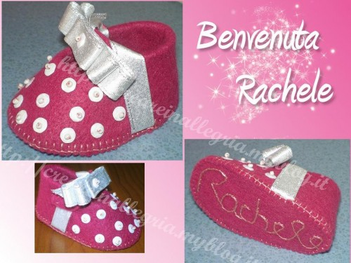 scarpetta feltro, baby shoes